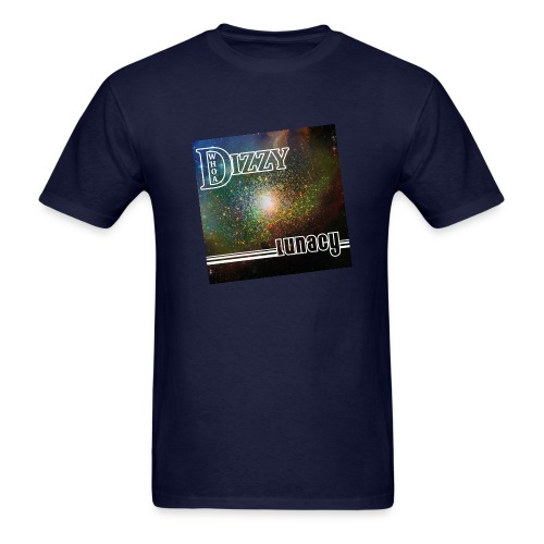 Lunacy Album Cover Art T - Men's T-Shirt