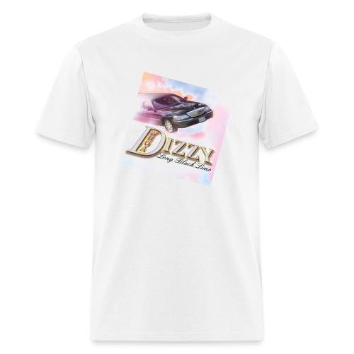 Long Black Limo Album Cover Art T - Men's T-Shirt