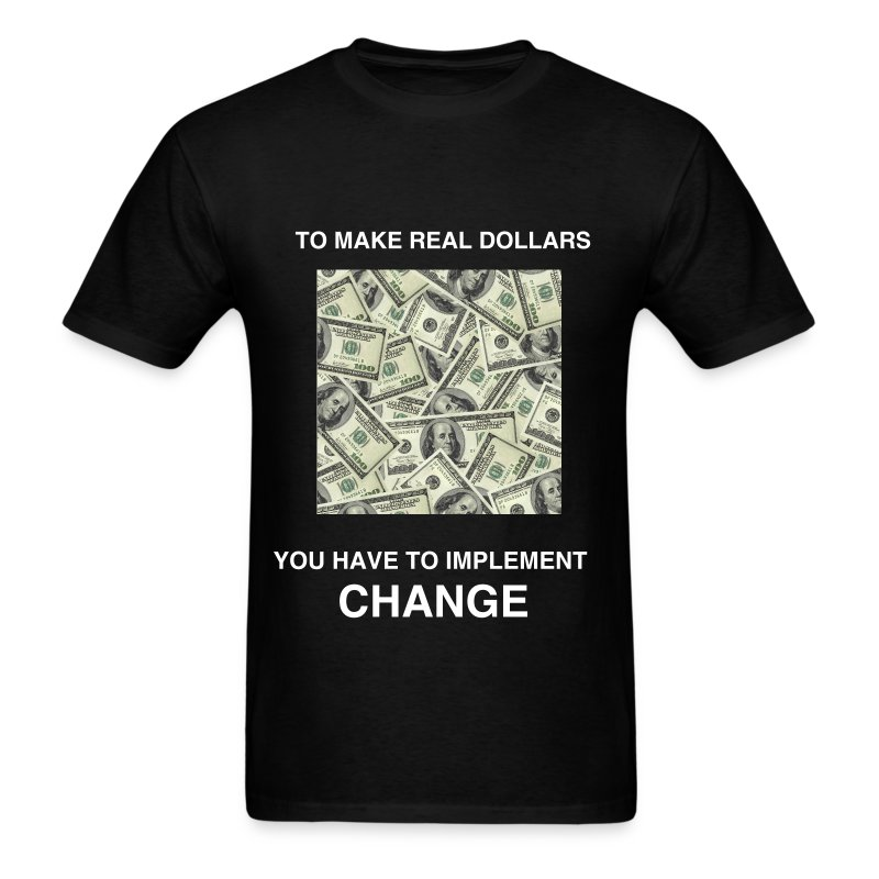 Change - Men's T-Shirt