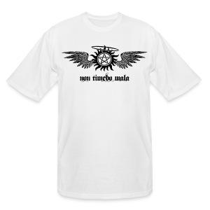 Non Timebo Mala (DESIGN BY MICHELLE) - Men's Tall T-Shirt
