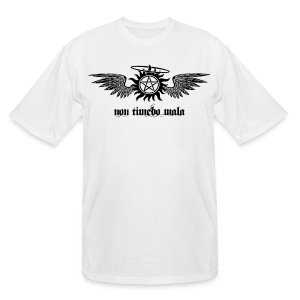 Non Timebo Mala (DESIGN BY MICHELLE) - Men's Tall T-Shirt
