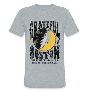Grateful Boston - Unisex Tri-Blend T-Shirt