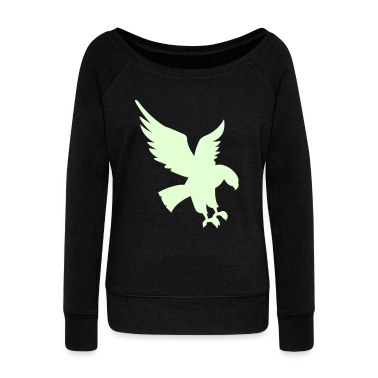swooping eagle claws talons Long Sleeve Shirts