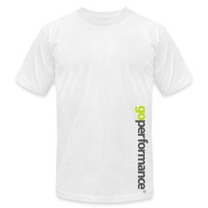 American Apparel Logo Tee - Men's Fine Jersey T-Shirt
