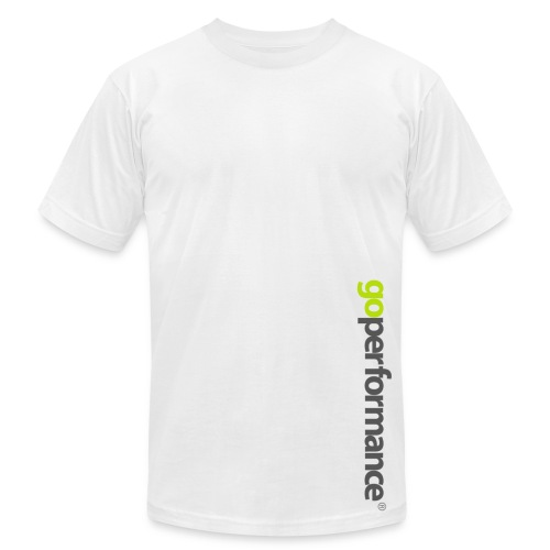 American Apparel Logo Tee - Men's  Jersey T-Shirt