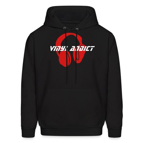 VINYL ADDICT by FUX CLOTHING - Men's Hoodie