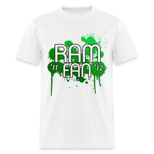 Ram Fan 2011-2012 T-Shirt - Men's T-Shirt