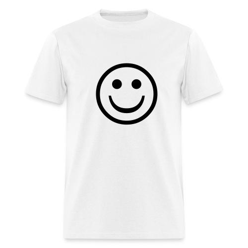 Mr. Smileyface Jersey - Men's T-Shirt