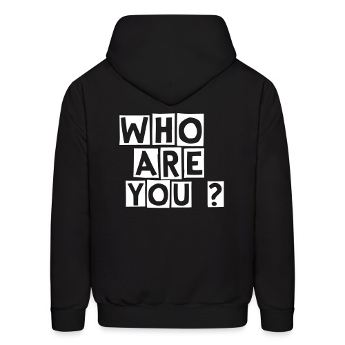 Skooby Crew Banging, Who Are You ? Hoodie ! - Men's Hoodie