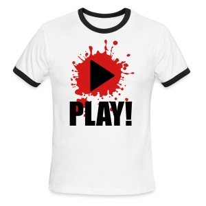 PLAY - Men's Ringer T-Shirt