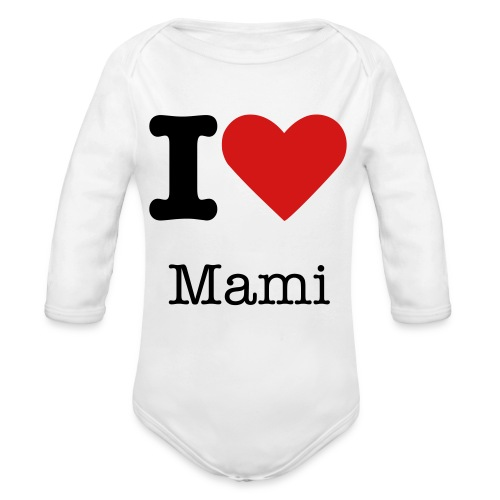 WTF Are You Looking At T-SHIRT - Organic Long Sleeve Baby Bodysuit