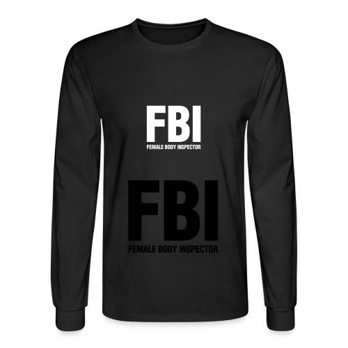 FBI - Men's Long Sleeve T-Shirt