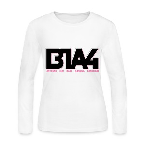 [B1A4] B1A4 - Women's Long Sleeve Jersey T-Shirt