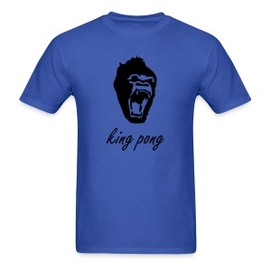 King Pong - Men's T-Shirt