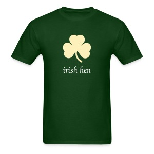 Irish Hen - Men's T-Shirt
