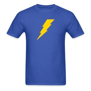 Lightning - Men's T-Shirt