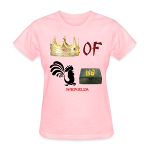 KOCB Symbols  Chinese color Women's Standard Weight T-Shirt - Women's T-Shirt