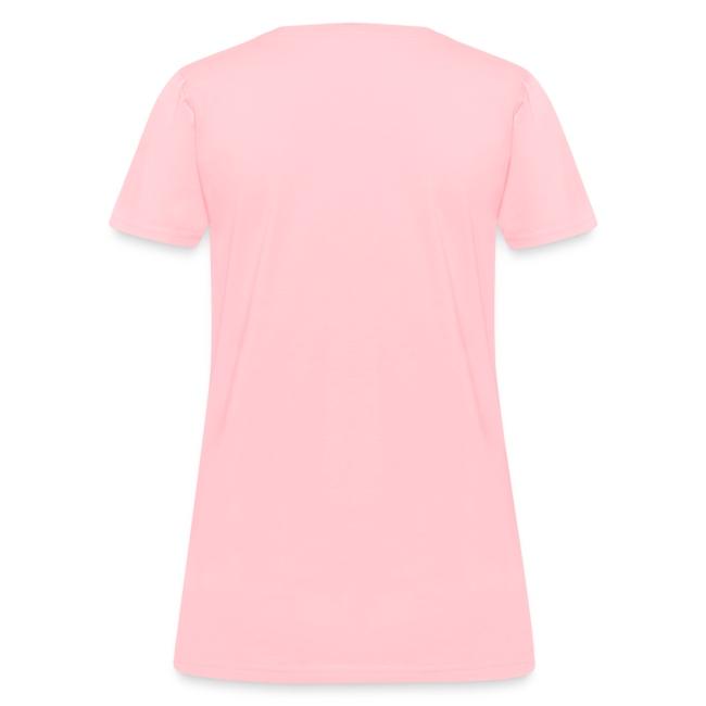 KOCB Symbols  Chinese color Women's Standard Weight T-Shirt