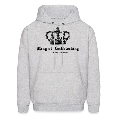 KOCB Crown Royal Hoodie Black - Men's Hoodie