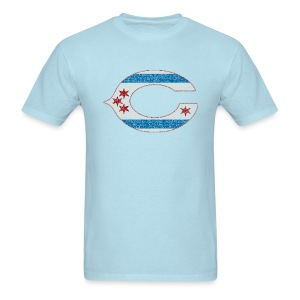 Chicago C - Men's T-Shirt