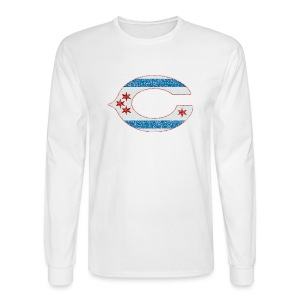 Chicago C - Men's Long Sleeve T-Shirt