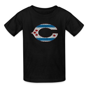 Chicago C - Kids' T-Shirt