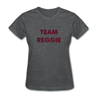 Women's T-Shirts ~ Women's T-Shirt ~ Ladies Team Reggie