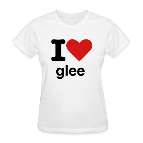 glee love - Women's T-Shirt