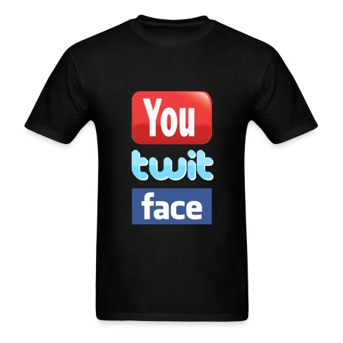 Internet - Men's T-Shirt