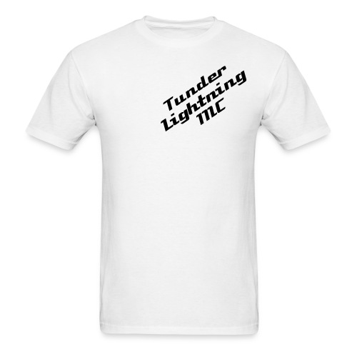 Thunder and Lightning - Men's T-Shirt