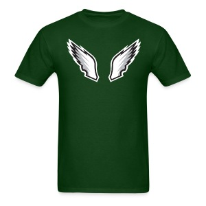Eagles Wings Shirt (Fly Eagles Fly) - Men's T-Shirt