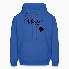 Hawaii, the surfers paradise island Ukulelisten. Hoodies