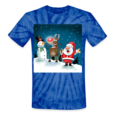 Lighting Red Noses T-Shirts