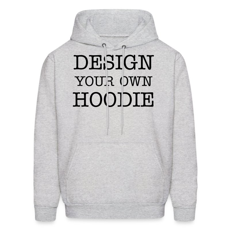 design your own hoodie hoodie spreadshirt ForDesign Your Own Shirts And Hoodies