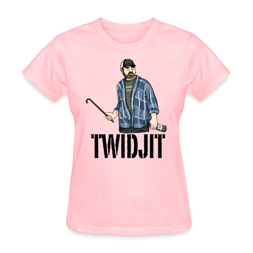 Jim Beaver [Twidjit] (DESIGN BY MICHELLE) - Women's T-Shirt