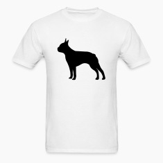 Boston Terrier Dog T-Shirts