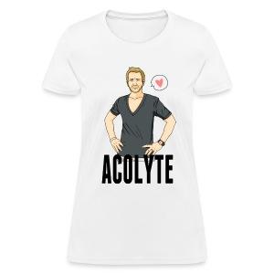 Sebastian Roché [Acolyte] (DESIGN BY MICHELLE) - Women's T-Shirt