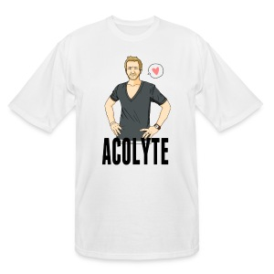 Sebastian Roché [Acolyte] (DESIGN BY MICHELLE) - Men's Tall T-Shirt