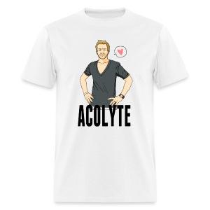 Sebastian Roché [Acolyte] (DESIGN BY MICHELLE) - Men's T-Shirt