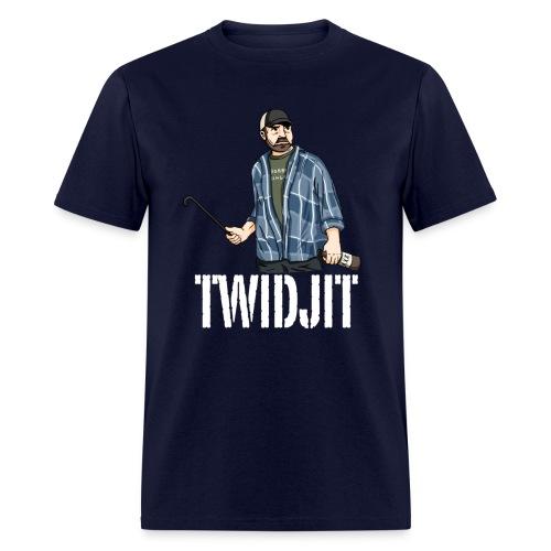 Jim Beaver [Twidjit] (DESIGN BY MICHELLE) - Men's T-Shirt