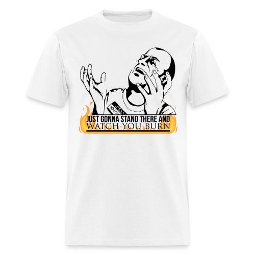 Hello My Name is Kripke (DESIGN BY MICHELLE) - Men's T-Shirt