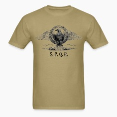 SPQR Eagle Emblem Shirt