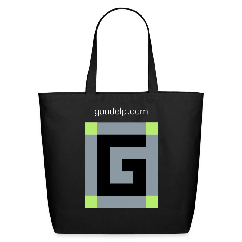 Guude Eco-Friendly Cotton Tote - Eco-Friendly Cotton Tote