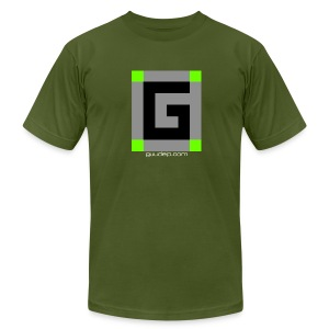 Guude T-Shirt from American Apparel - Men's T-Shirt by American Apparel