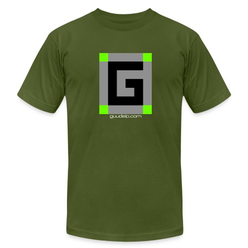 Guude T-Shirt from American Apparel - Men's Fine Jersey T-Shirt