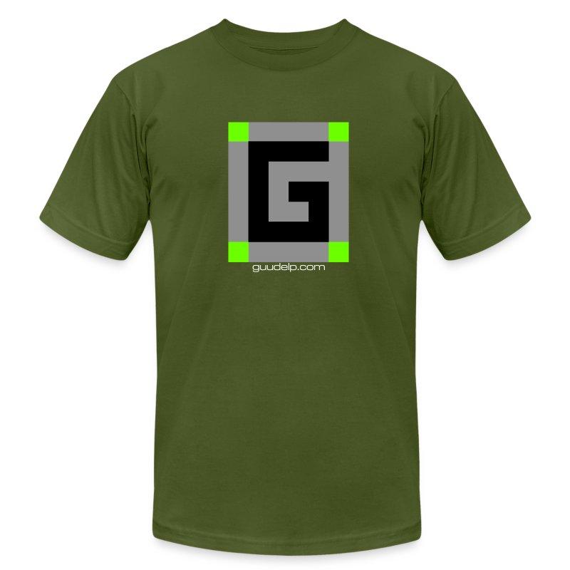 Guude T-Shirt from American Apparel - Men's Fine Jersey T-Shirt