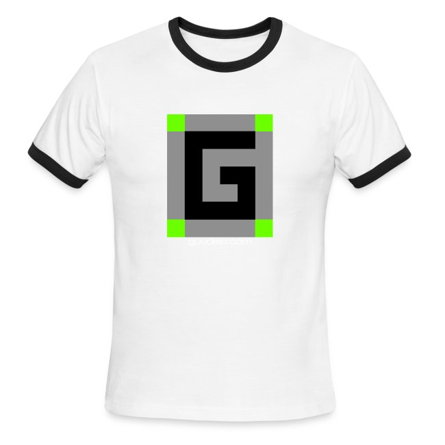 Guude Men's Ringer T-Shirt
