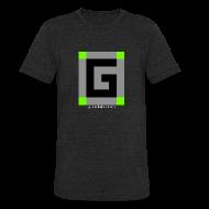 T-Shirts ~ Unisex Tri-Blend T-Shirt ~ Guude Men's Tri-Blend Vintage T-Shirt