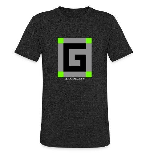 Guude Men's Tri-Blend Vintage T-Shirt - Unisex Tri-Blend T-Shirt