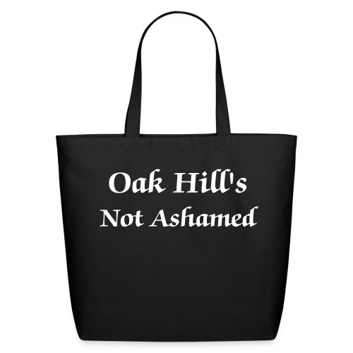 Not Ashamed Cotton Tote - Eco-Friendly Cotton Tote